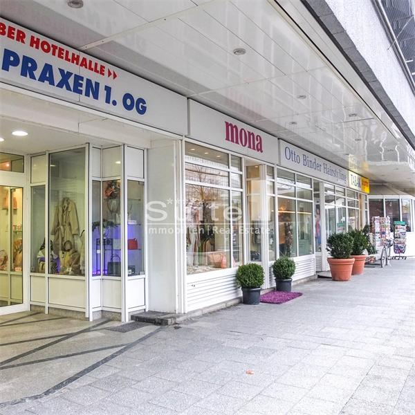Bogenhausen: Ladeneinheiten