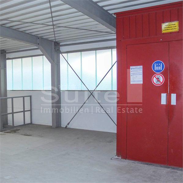 Reserviert: Produktion - Lager - Wohnen und Arbeiten
